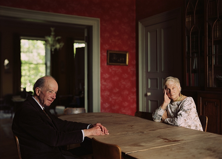 Thomas-Struth-Eleonor-and-Giles-Robertson